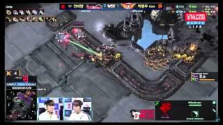 4月18日SPL2016R2 KT vs SKT1(2) TY vs Dark