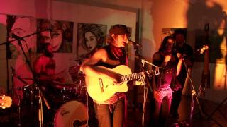 Felicity Lawless - Stand Down @ The Dust Temple opening