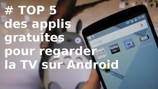 Video [TOP 5] Applications gratuites pour regarder la TV sur Android download MP3, 3GP, MP4, WEBM, AVI, FLV Januari 2018