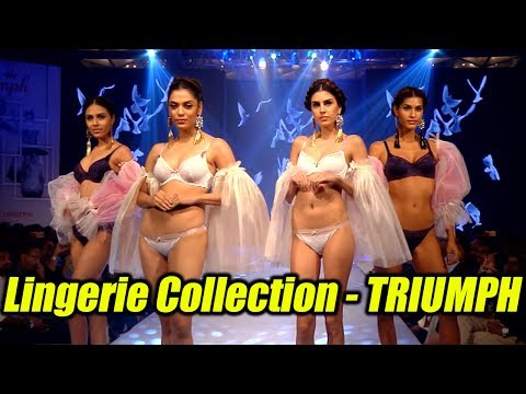 Lingerie Fashion Show of Triumph; Watch the CLASSIC collection here | Boldsky