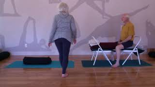 April 22nd Yoga for Respiration Health