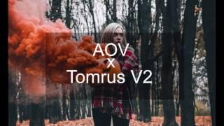 AOV X TOMRUS V2 LIGHTROOM PRESETS