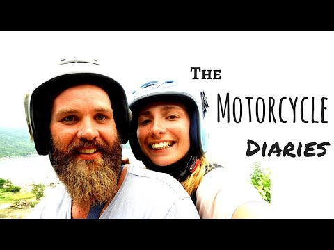 How to travel LAOS with a motorbike