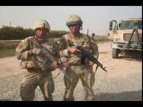 Offiical Afghanistan 2010 BAG Team Royal Engineers