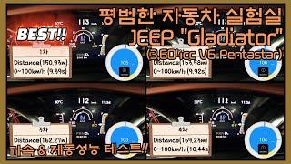 평범한 자동차 실험실 - Jeep Gladiator 가…