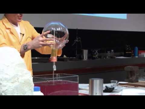 Free Range Chemistry  16 - Ammonia And Water