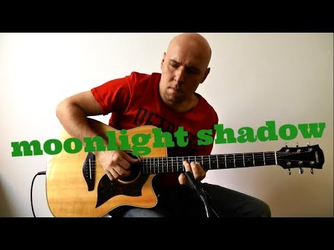 Moonlight Shadow - Fingerstyle Guitar (Mike Oldfield)
