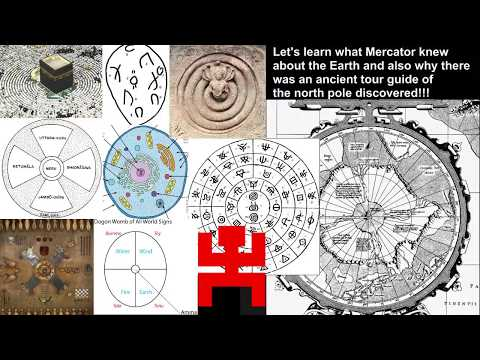 Mercator's Map & Flat Earth Reveals That All Humans Originate From 1 Point of Singularity!!!