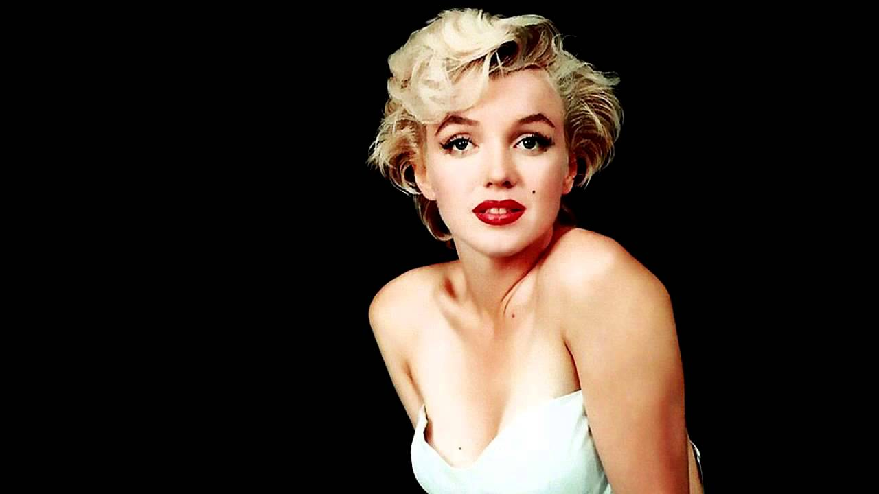 Marilyn Monroe I Wanna Be Loved By You With Lyrics