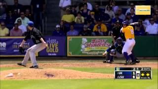 04/07/2013  Kentucky vs LSU Baseball Highlights