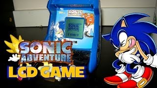 Sonic Adventure LCD game
