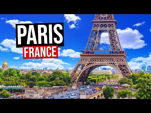 PARIS - FRANCE City Tour [Summer, Autumn, Winter & Spring]