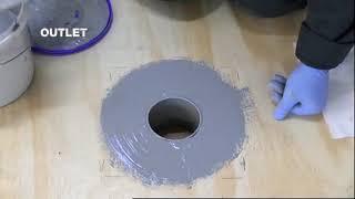 Premier Property Solutions HydrostopEU AH 25 Liquid Waterproofing Application Instruction Video
