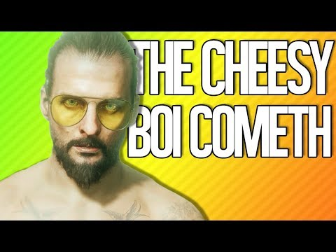 THE CHEESY BOI COMETH | Far Cry 5