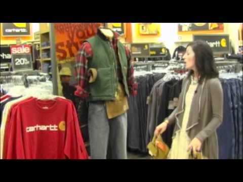 Bob's Stores // Men's Workwear