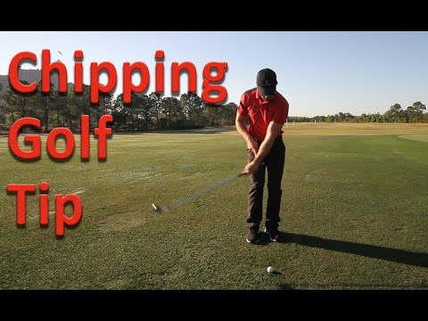 Golf Chipping Tip – 60 Second Golf Tips | RotarySwing.com