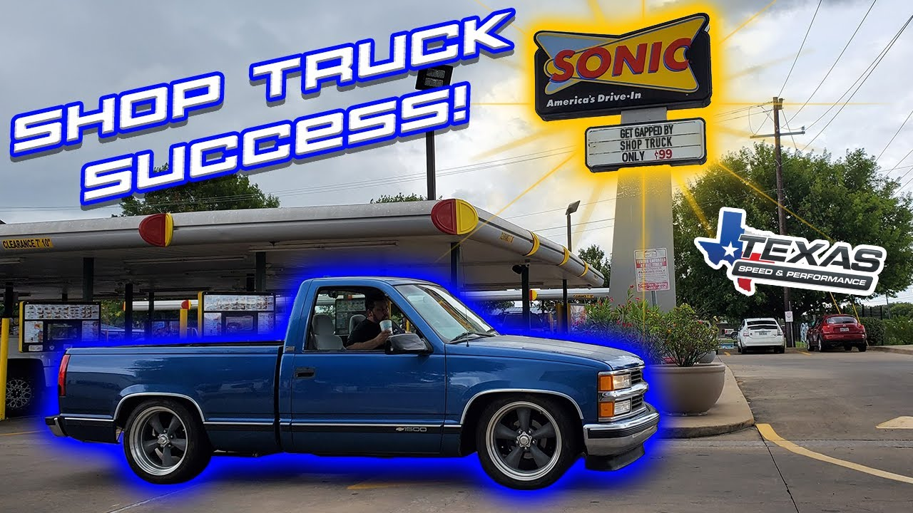 Best OBS Ever Built?!?! Shop Truck Hits The Streets!!