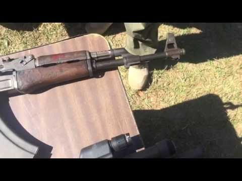 Full Auto AK 47