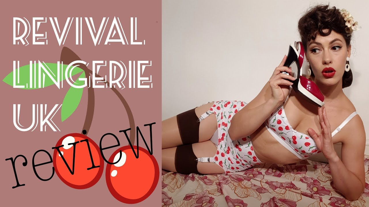 b16a3a59a Revival Lingerie UK (Review)⎟VINTAGE TIPS   TRICKS - YouTube