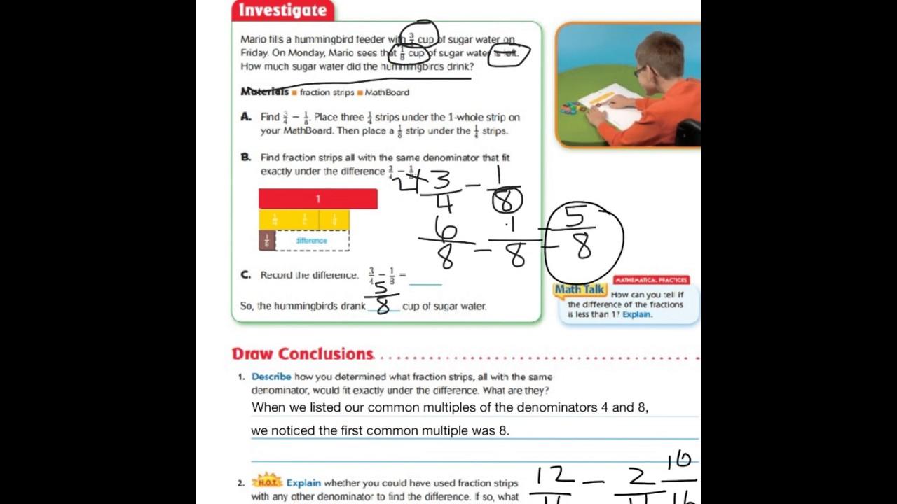 Go Math 5th Grade Lesson 6 2 Answers