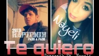 Te Quiero- rapzonik ft  nayeli (2013) paso a paso