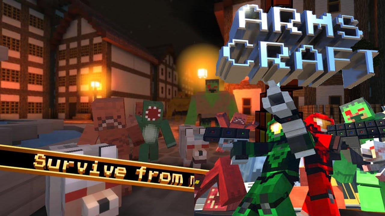 Скачать игру armscraft на пк