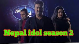 Funny auditions nepal idol season 2 || pandey's brothers