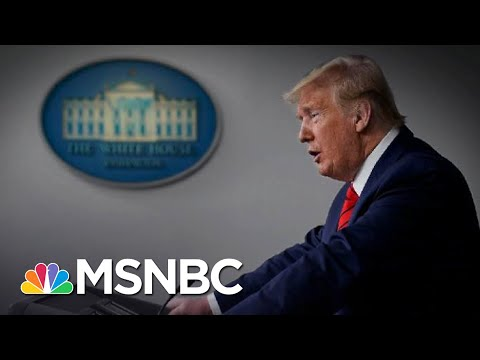 U.S. Coronavirus Cases Top 13,000 As Trump Tells States To Do More   The 11th Hour   MSNBC