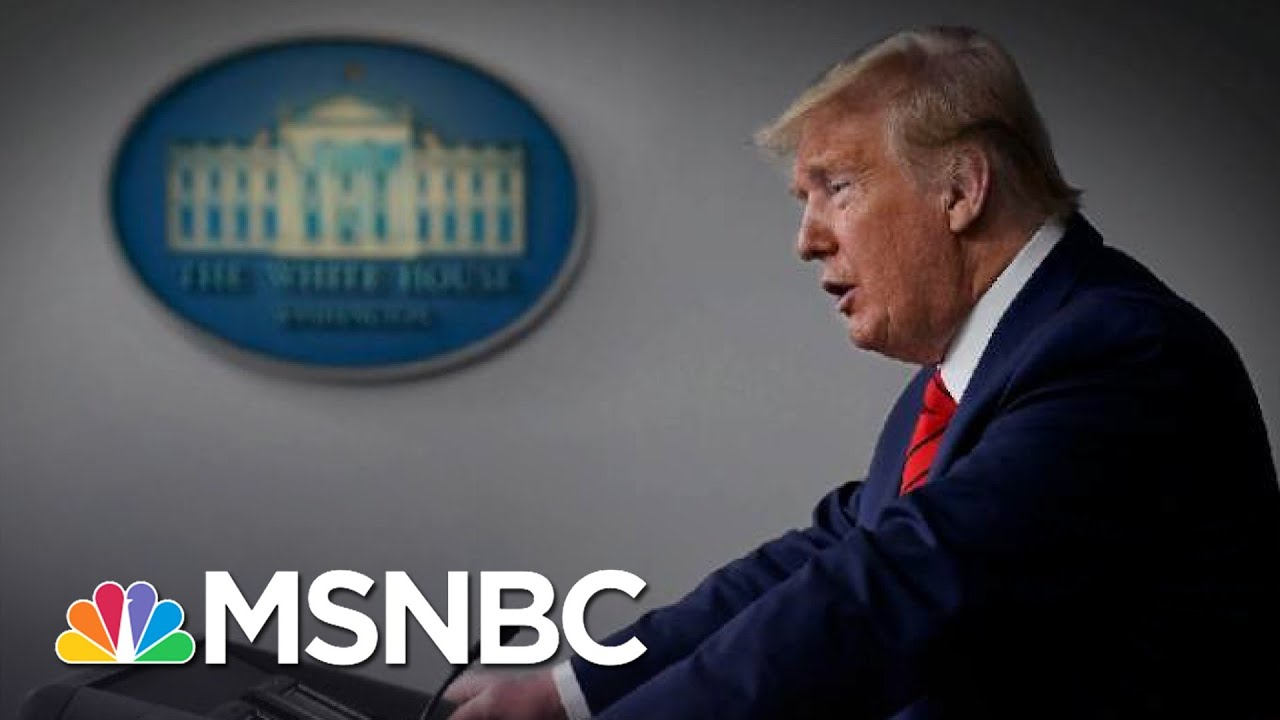 U.S. Coronavirus Cases Top 13,000 As Trump Tells States To Do More | The 11th Hour | MSNBC