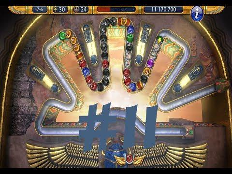 Luxor 2 HD Expert Mode ! Episode #11 : UNWELCOMING LEVEL |