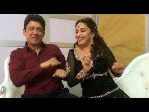 Madhuri Dixit On Her Husband's Dancing Skills | Bollywood News