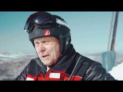 My Thredbo - Tommy Tomasi | An Australian Alpine Legend Still Skiing At 90