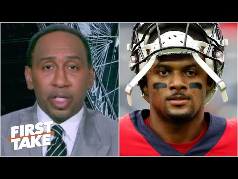 Stephen A. decodes Deshaun Watsons tweet quoting Drakes lyrics | First Take