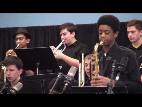 Andover High School Jazz Band