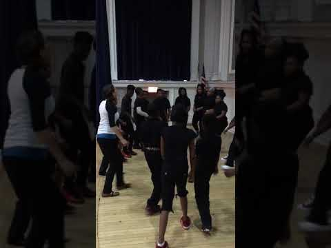 Dancemakers are Peacemakers at Curtis School