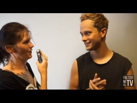 coldrain Warped Tour Interview - Rockwell Unscene