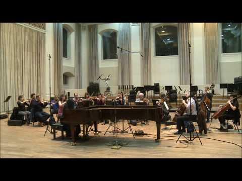JS Bach - Keyboard Concerto No.7 in G minor, Allegro - Sonya Bach, English Chamber Orchestra