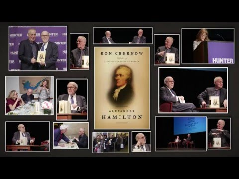 Ron Chernow - Hamilton: From History to Drama