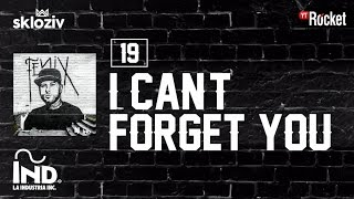 19. I Can't Forget You - Nicky Jam Álbum Fénix