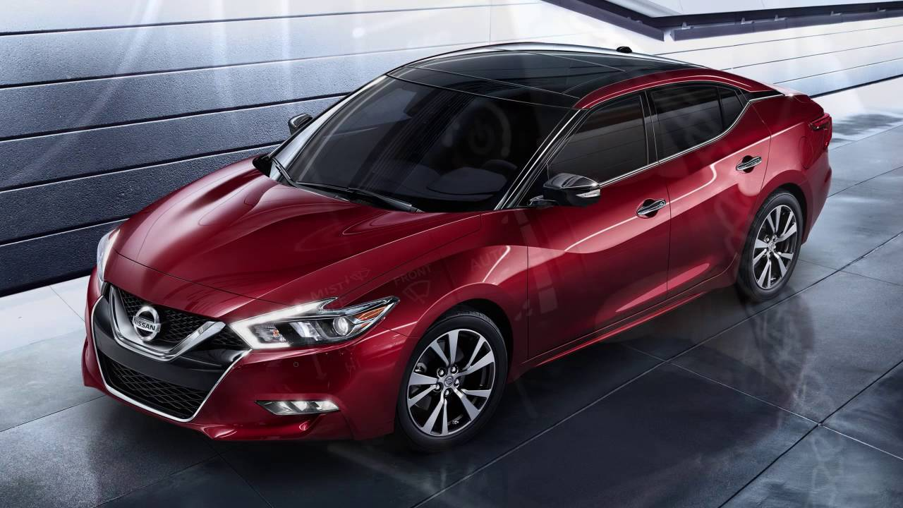 Nissan Maxima: Washing