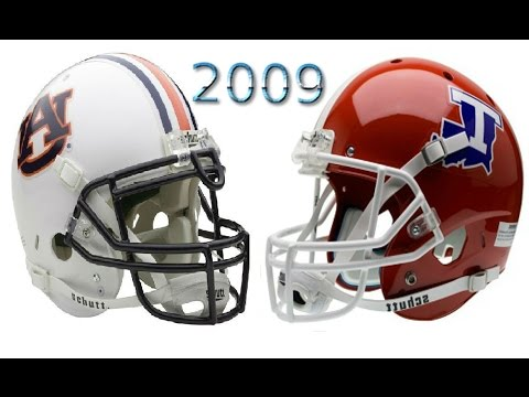 Auburn vs Louisiana Tech - 2009