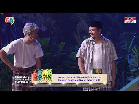 Download Sepahtu Reunion Al Raya 2020 - Episod 2 Jangan aniaya anak yatim