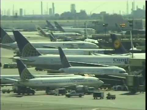 NEW YORK AIRPORTS JFK - LGA & EWR (2001)