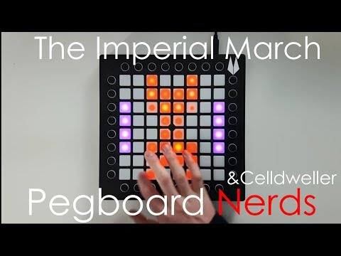 Celldweller - The Imperial March (Pegboard Nerds Remix) // Launchpad Cover by Nudel