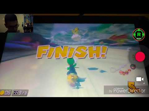 Mario Kart 8 Deluxe: This is more challenging then I thought (Part 1)`