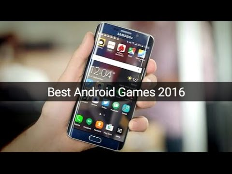 Top 5 Best Android Games 2016