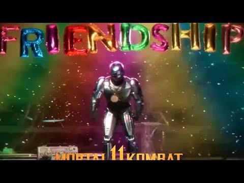 Mk11 - New RoboCop Friendship Revealed