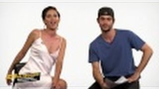 Max 60 Seconds with Maze Runner: The Scorch Trials' Rosa Salazar (Cinemax)
