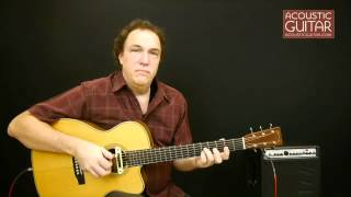 L.R. Baggs M80 Review from Acoustic Guitar
