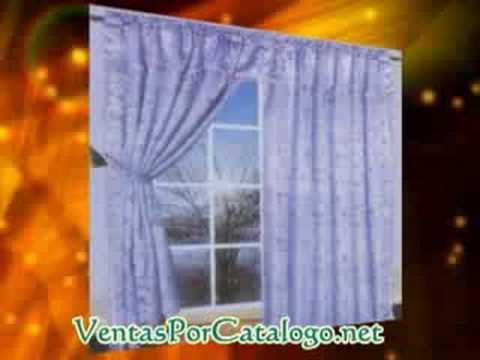Cortinas por mayoreo accesorios de casa ventas catalogo - Accesorios para cortinas ...